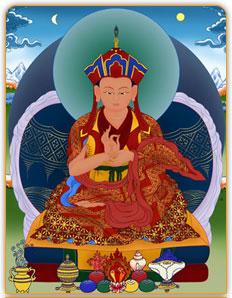 第二任白玉寺寺主/貝瑪倫珠佳措