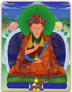 第三任白玉寺寺主/卓望貝瑪諾布(第一世貝諾法王)