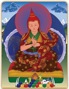 第十任白玉寺寺主/噶瑪貼卻寧波(第四世噶瑪古千仁波切)
